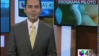Univision 45 Coverage of The Center for Children and Women's Centering Program
